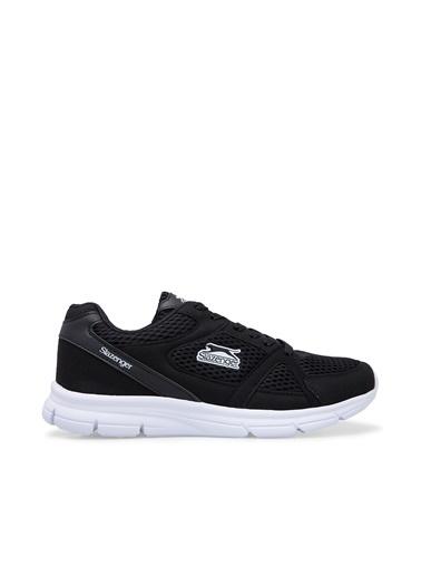 Slazenger Erkek PERA Sneakers SA10RE013 Siyah